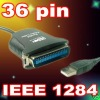 usb to printer cable 1284