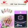 DIY nail decoration for nail art
