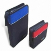 nylon cd wallet