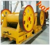 Industrial high efficiency jaw crusher price sale to South America