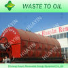 Waste Tire to Furnace Oil Machine