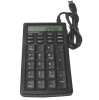 USB Numeric Keyboard with Calculator