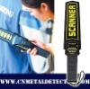 Rechargeable Hand Held Metal Detector TX-1001B