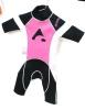 neoprene wet suit & life vest