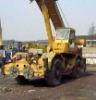 Rough terrain crane, mobile crane, Grove crane