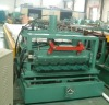 roof board forming machine