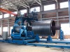 Cement pipe-making machine