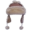 [LEAP]boy's Chammy with sherpa-lined hat(child garment,kid wear)
