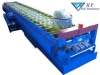 YX75-600(690) Floor Decking Machine, Deck Sheet Machine