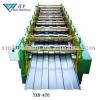 YX8-470 Goods Shelf Plate Machine