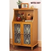 Wooden kitchen cabinet(WTD-167)