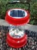 Wolf coming solar energy lamp