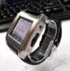 wrist watch phone,mobile phone,2 sims phone,wrist watch mobile phone,with camera,with bluetooth,support FM