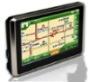 4.3 inch screen car GPS navigation system with map