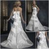 New Style  Elegant Strapless Taffeta Wedding  Gown  YY402