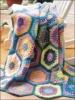 Hand made blanket, patchwork blanket