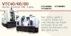 VTC40/60/80 Series Vertical CNC Lathe