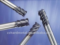 tungsten carbide end mill