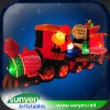 Train inflatable Christmas,inflatable Christmas