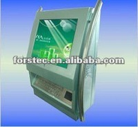 Factory for wall mounted touch kiosk
