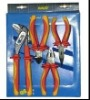 WL1062--4pcs VDE plier set