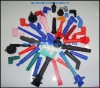 100%silicone rubber boots for spark plug wire sets