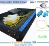 Rack Mount-SC 24 Ports Fiber Optic Termination Box