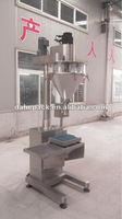 Semi Automatic Weigh-Fill Powder Filling Machine