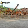 Stone crushing and mining plant widely used Belt Conveyor