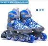 adjust children's inline roller skate 31-42size &quad roller skate