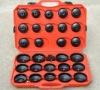 30pcs Oil Filter End Cap Wrench Cup Socket Tool Set Toyota/Lexus/Honda/Acura/Nissan