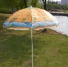 180cm beach promotion umbrella for sea