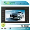 vision car dvd player for Peugeot 307 with 800 x 400 Pixels Resolution multimedia player