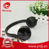 Easda Wireless headset High-fidelity stereo sound with microphone headphone for computer/Skype/mobile phone/tv