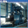 Q69 series Roller Conveyor type Shot Blasting Machine