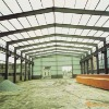 single flloor structural steel