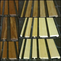 Bamboo flooring accessories-Quarter Round
