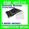 Bluetooth Wireless Foldable Silicone Keypad Keyboard for ipad for iPhonefor samsung Tablet, PC, Notebook, and other cellphone