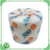 cheap printed recycled toilet paper