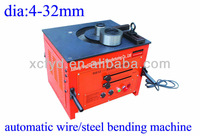 round bar/deformed bar bender machine ( dia 4-32mm)