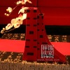 Q345-80Rare wedding Handmade Desk Decoration vase