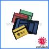 Custom nylon childrens zipper wallet