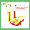 Anti-rust Seaside Outdoor Gym Equipments-Elliptical Trainer