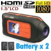 1080p HD Helmet camcorder SPORT CAM action camera DVR
