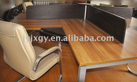 Office compound wooden working computer desks