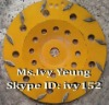 PCD Cup Wheels for glue coating