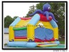 Inflatable bounce