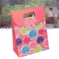 Paper gift handbag