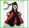 pvc keychian with action figure design for promotion