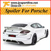 FRP Trunk Spoiler For Porsche Panamera Design Body Kit